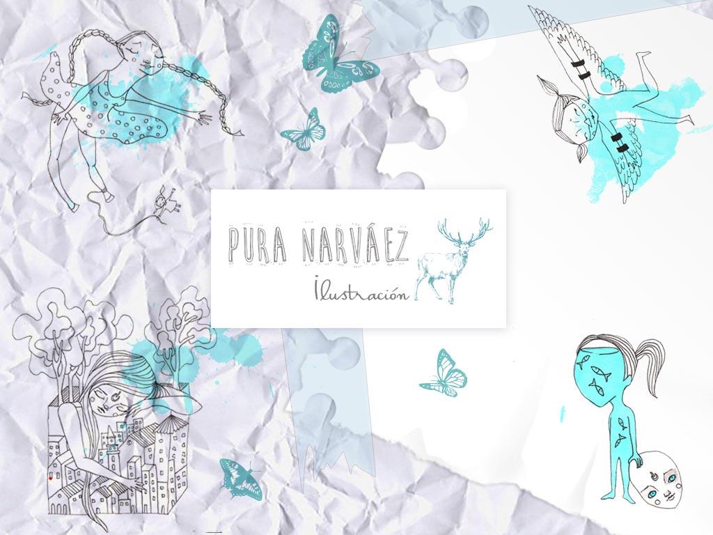 Pura Narváez Ilustración