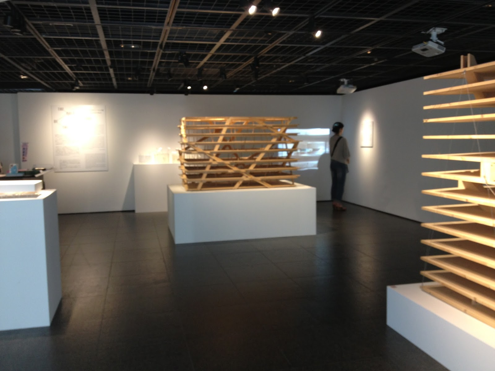 Milk-chan\'s musings: Toto gallery and Shibuya