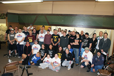 Some of the lifters at the 2011 IBPA Nationals