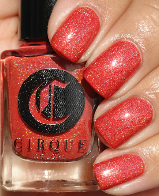 Cirque Colors Tangerine Dream