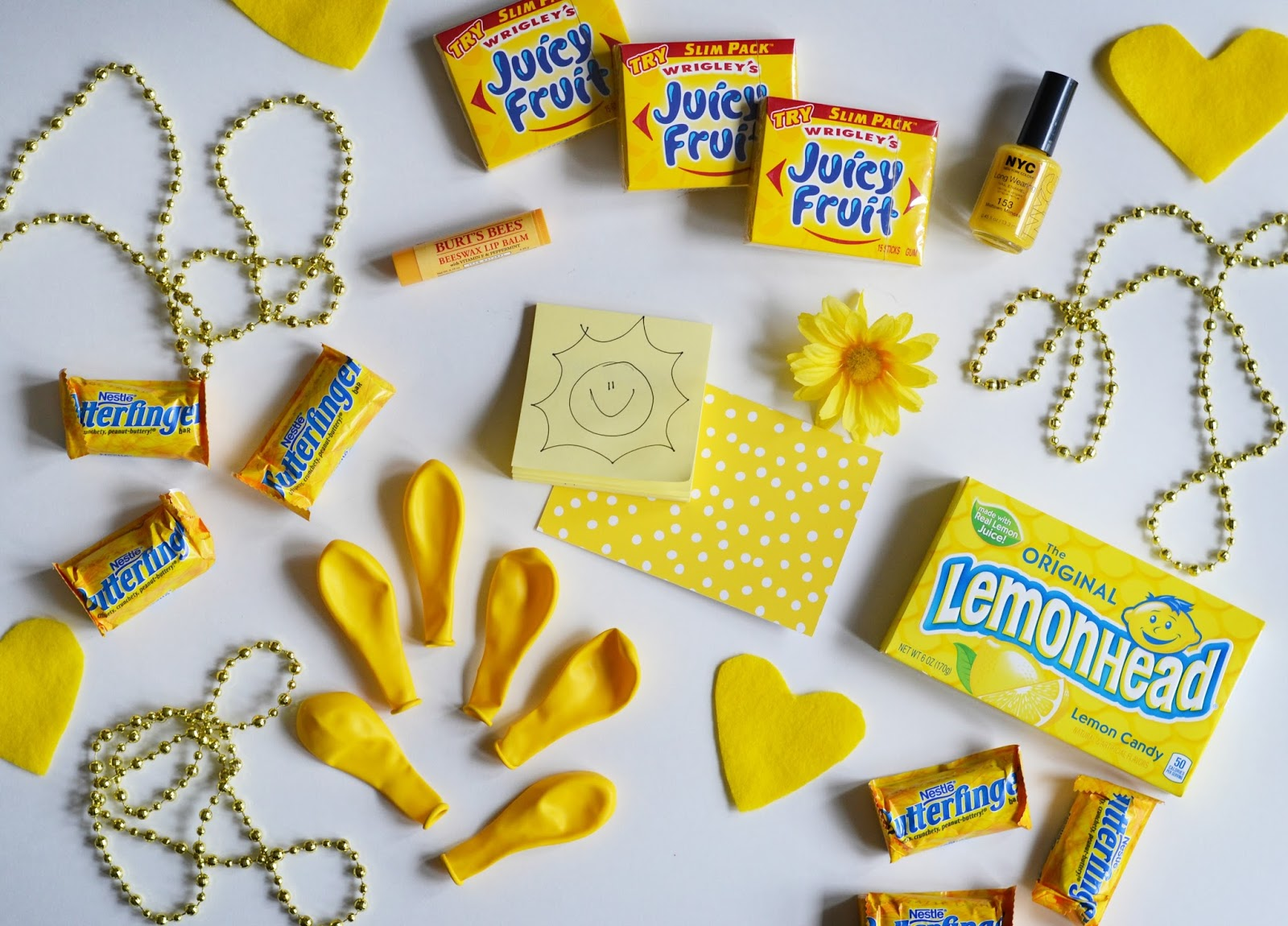 "Peachy Keen: ""Sunshine"" Gift Idea"