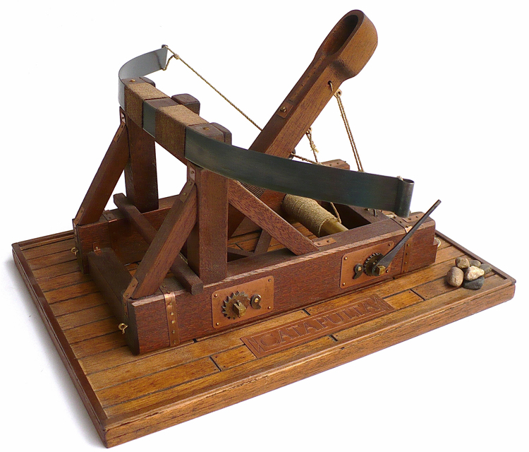 how to build a catapult that shoots 5 meters
