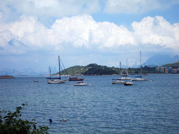how to get to discovery bay hong kong