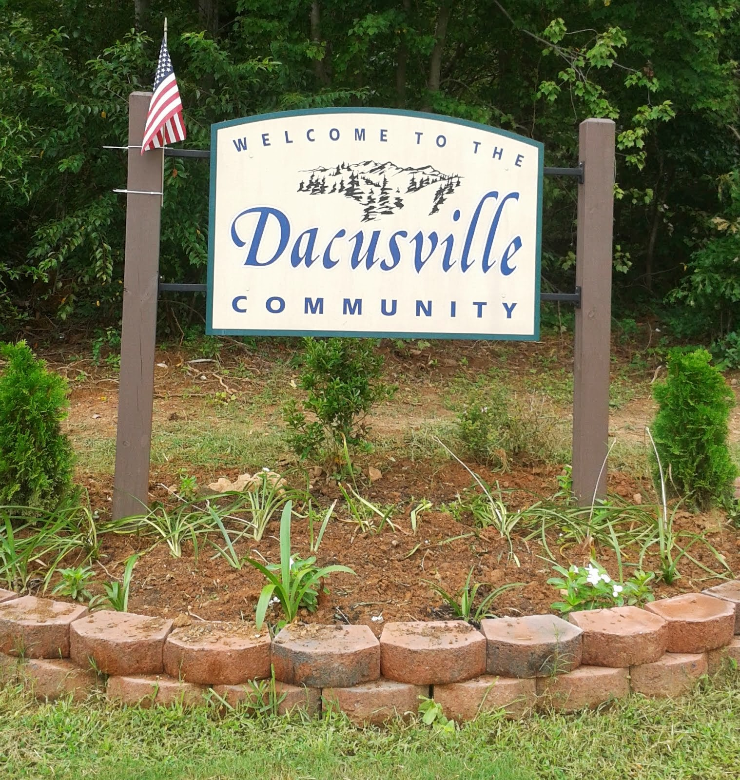 If you have a story or information about Dacusville you would like to share please contact us.