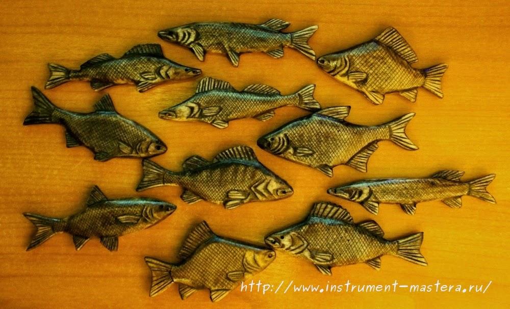 Сувениры в подарок рыбаку