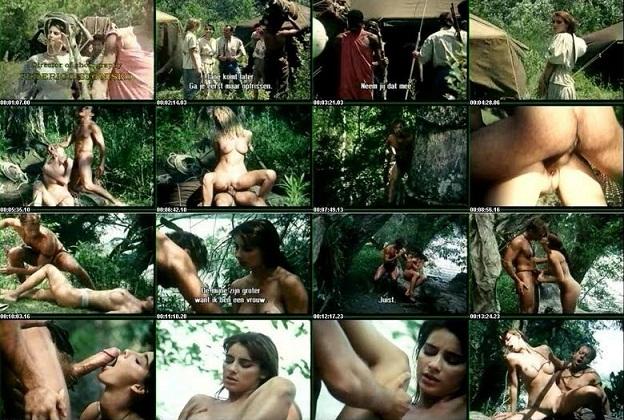 В фильм порно джунглие