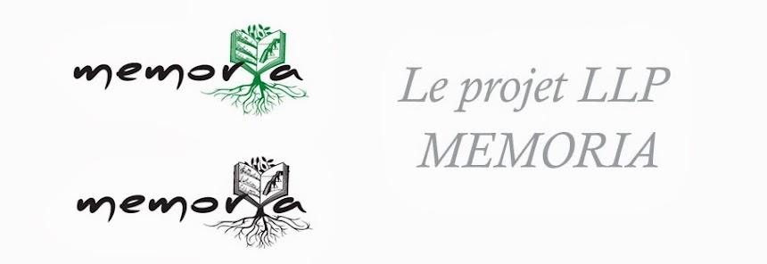 Projet MEMORIA