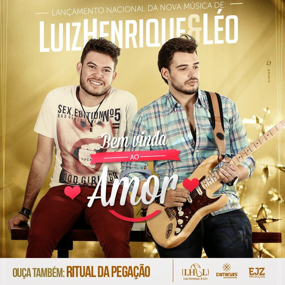 Luiz Henrique e Léo