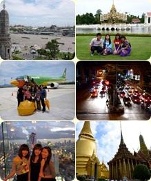 Oh my Bangkok