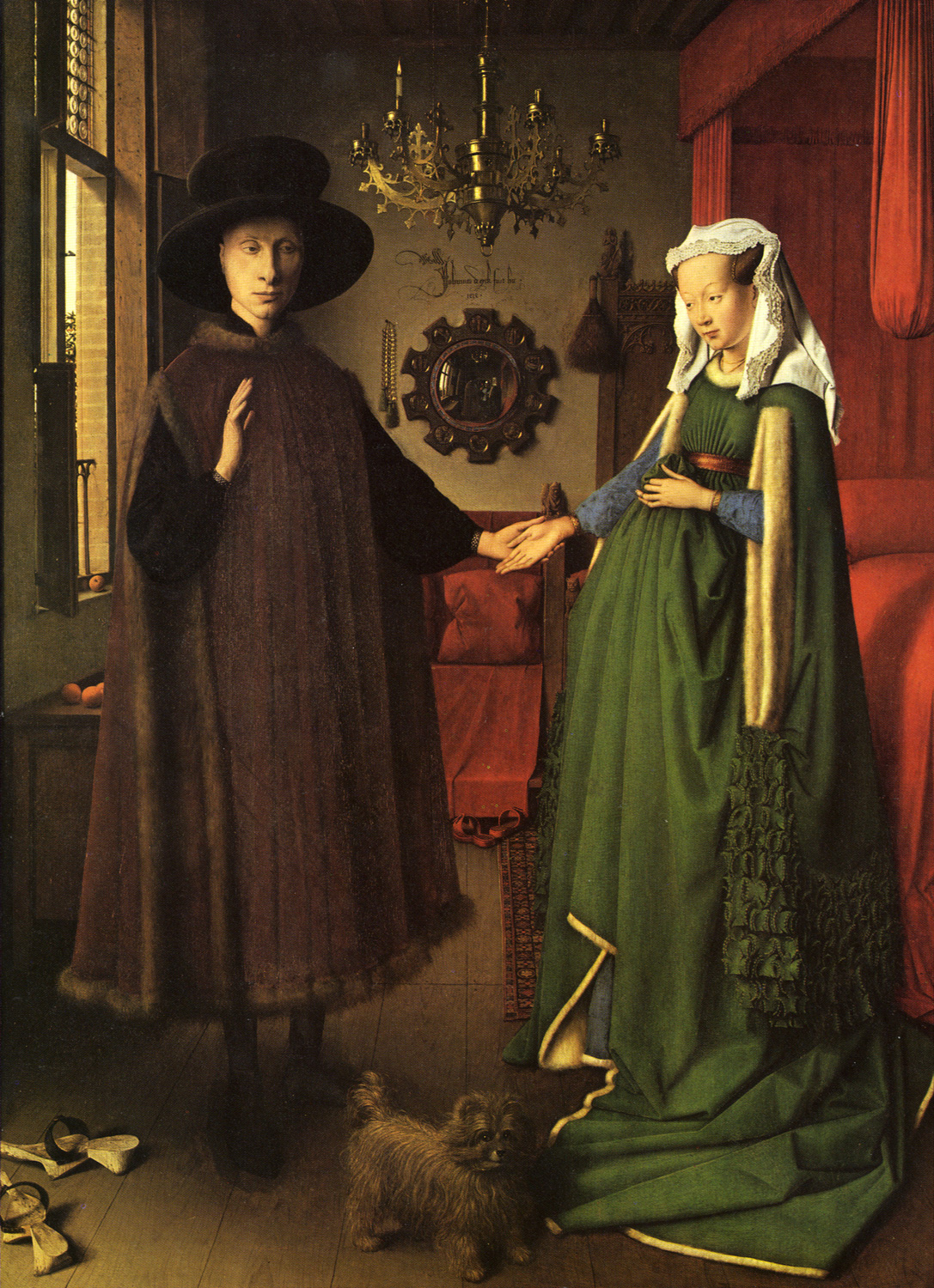 The Arnolfini Christmas Wedding Worth1000 Contests