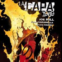 La Capa - 1969 (The Cape 1969): Joe Hill y Jason Ciaramella