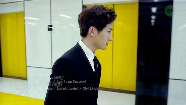 Super Junior-M Zhou Mi Swing