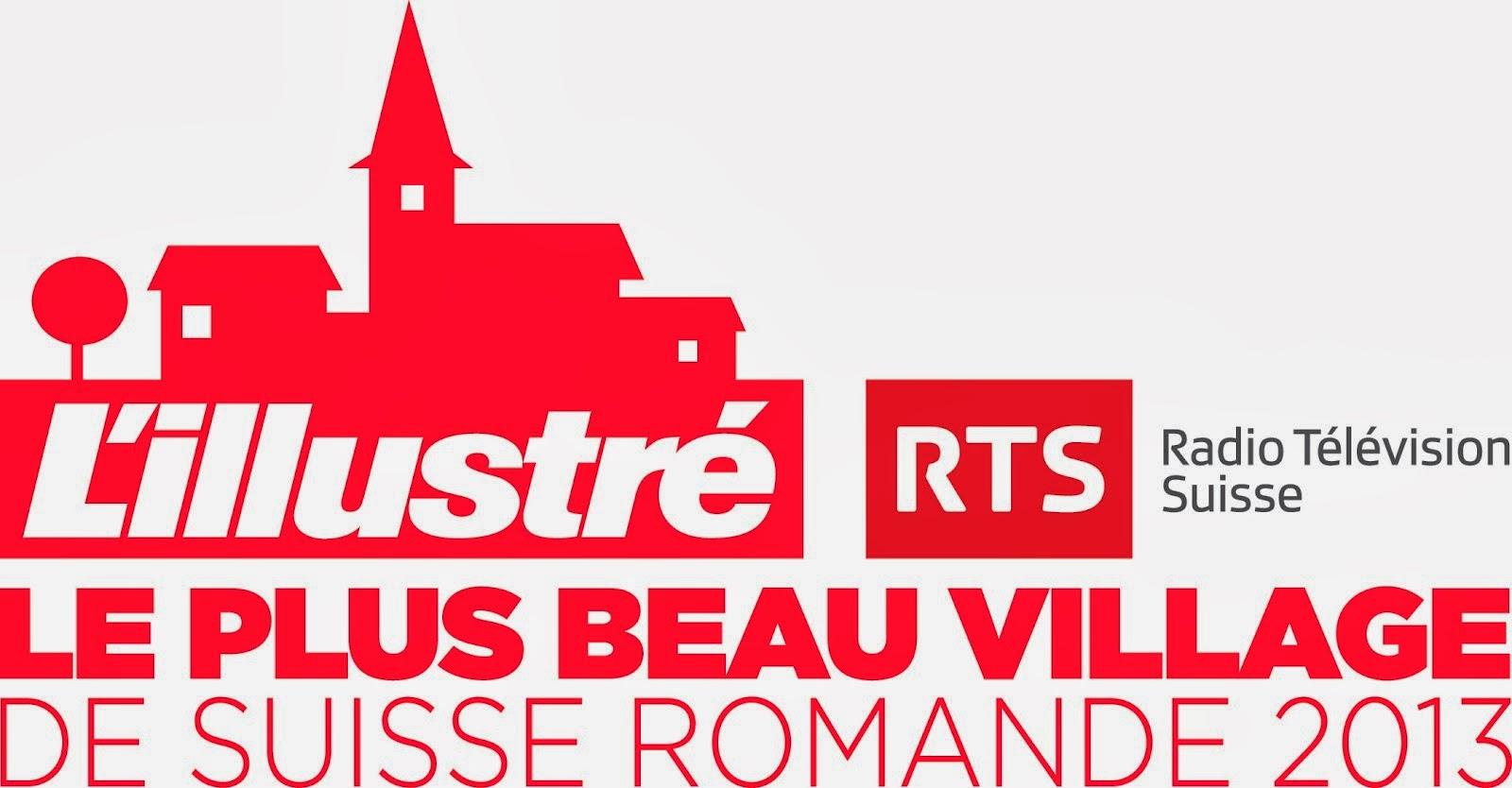 Plus beau village de Suisse Romande 2013
