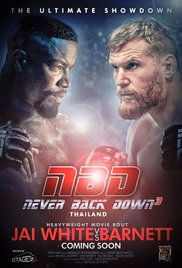 NEVER BACK DOWN 3: NO SURRENDER
