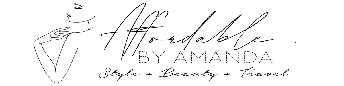 Affordable by Amanda | Tampa, Florida Affordable Fashion, Beauty, and Travel Blogger