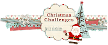 Christmas Challenges with Sketches