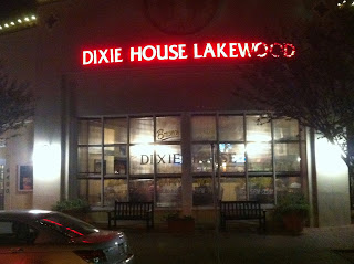 Dixie House Dallas DFW Lakewood Barbecue Barbeque BBQ Bar-B-Q Bar-B-Que Diner Ribs