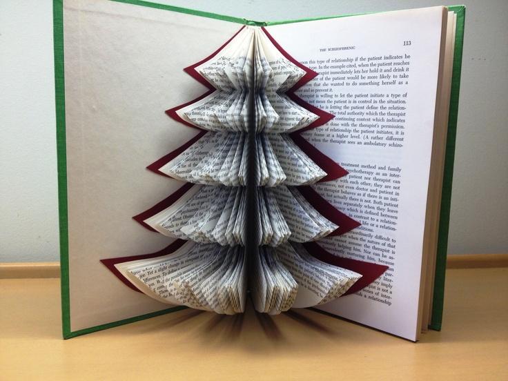 book pop up tree - Christmas Tree Book