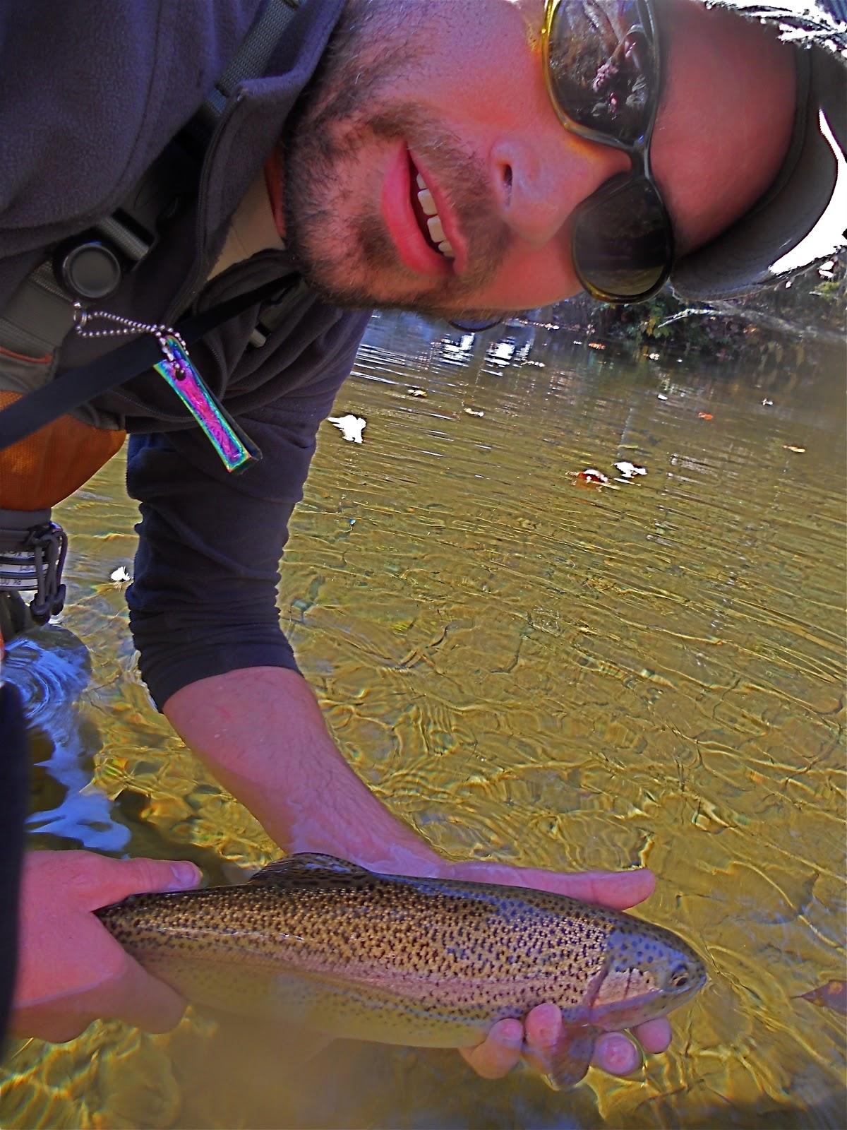 Lance milks fly fishing fishing with sydney for Sjfc fish r net