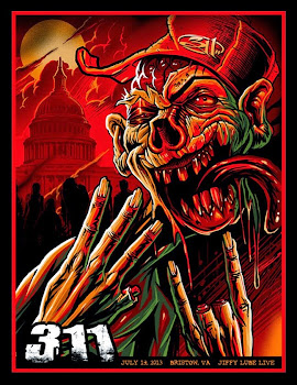 311 Maxx242 Washington Free Friday Poster Giveaway