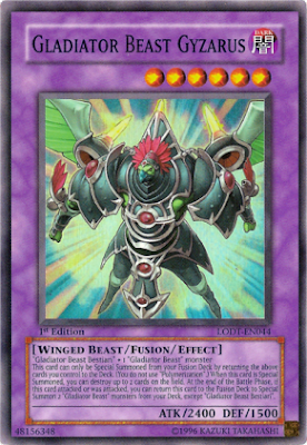Yugioh Gladiator Beast Deck Build