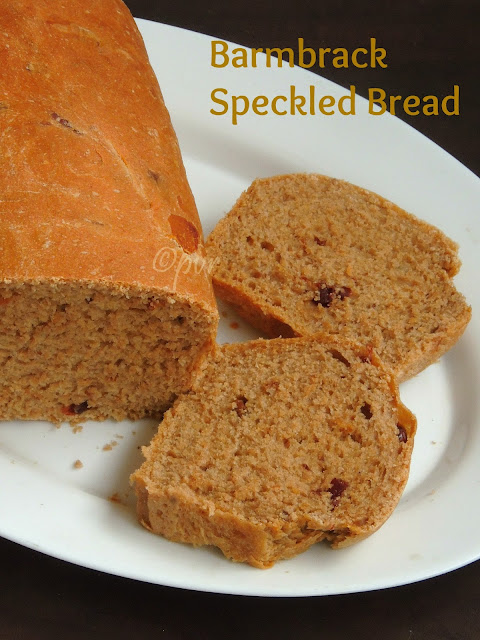 Irish Barmbrack, Irish Halloween Fruit Bread