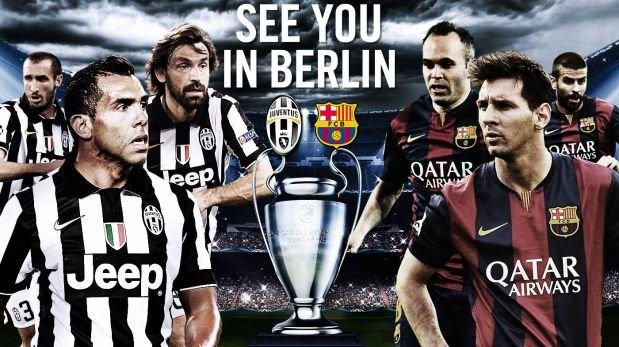 Image Result For En Vivo Juventus Vs Barcelona En Vivo Que C