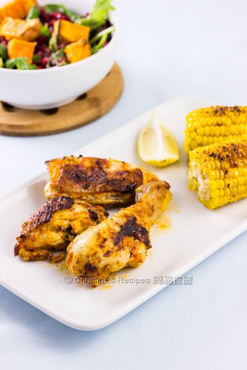 霹靂霹靂烤雞 Piripiri Chicken01