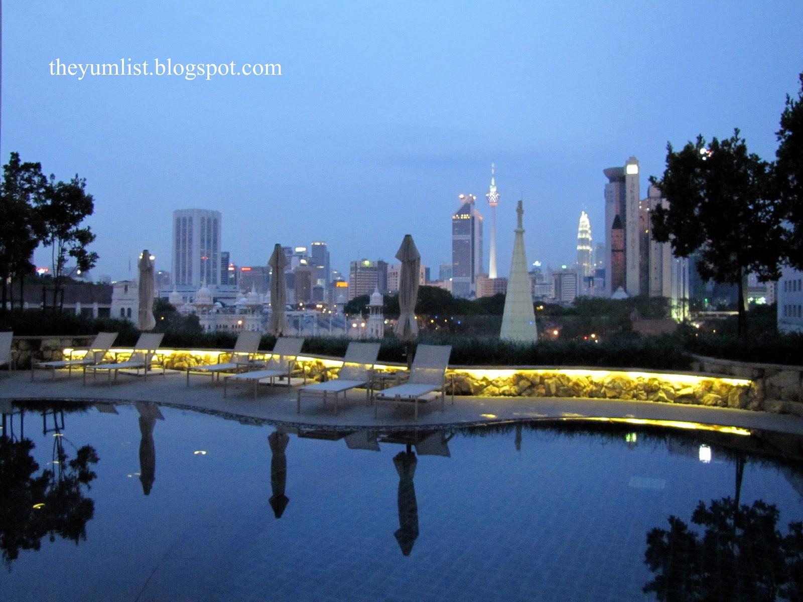 Best hotels in kuala lumpur 2012 malaysia the yum list for Best hotel swimming pool in kuala lumpur