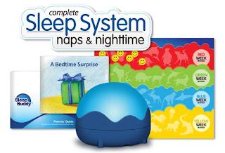SleepBuddy giveaway