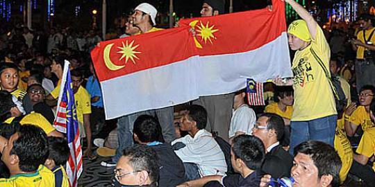 bintancenter.blogspot.com - Warga Malaysia Mulai Benci Dengan Benderanya Sendiri