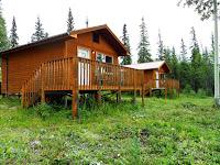 The cabin at Dawson Resort