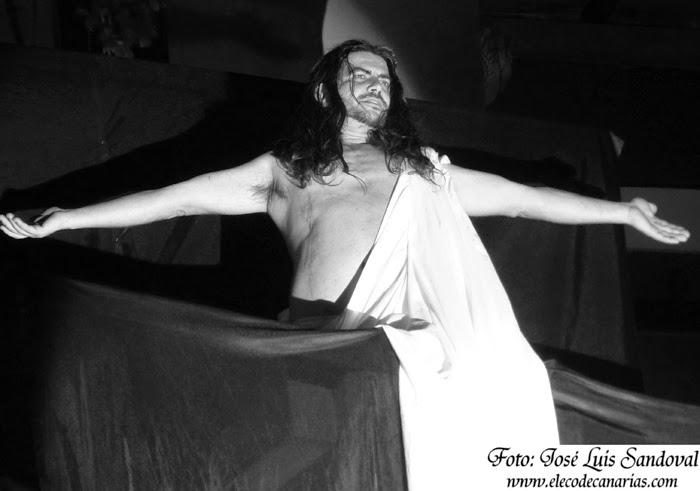 Fotos pasión de Jesús 2015 Tamaraceite, Las Palmas de Gran Canaria