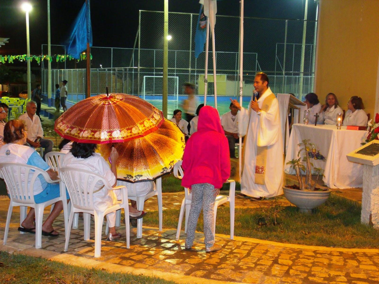 Missa de encerramento da festa em honra a Nossa Senhora do Perpétuo Socorro 2014
