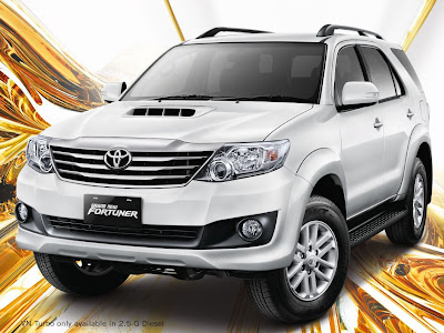 Harga Grand New Fortuner 2014