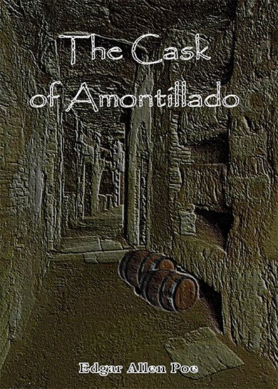 "a narration out of guilt in the cask of amontillado a short story by edgar allan poe Edgar allan poe's ""the cask of amontillado"", published in 1844, proves to be a cautionary tale of the repression of guilt the story is told through the perspective of montresor, a man who is deepl."
