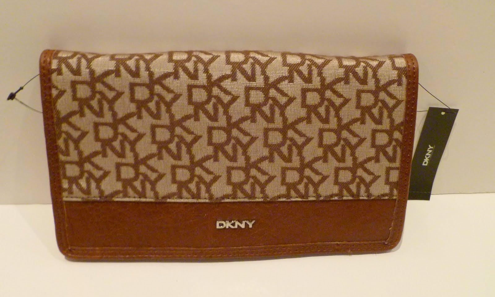 Bolsa De Mão Estilo Carteira : Dkny bolsa carteira de m?o social feminina outras
