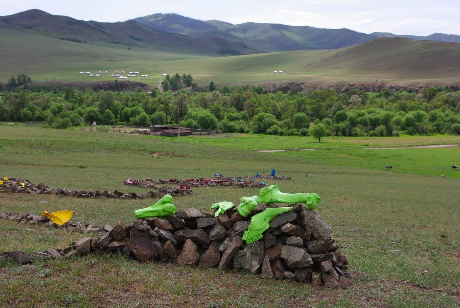 Large scaled Shagai