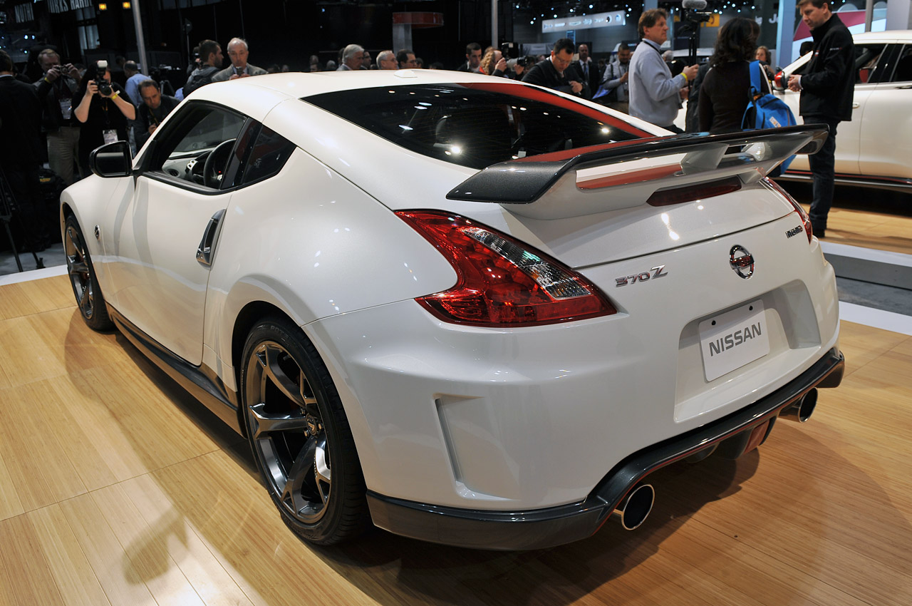 Information And Review Car 2014 Nissan 370z Nismoa