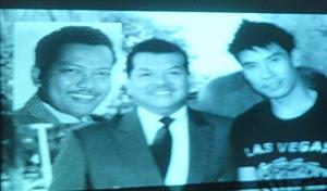 Gambar Isu Video Versi Johari PKR PRamlee