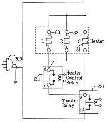 Diagram pengawatan Elektrik Toaster (Pemanggang Roti) | Tugasku4u