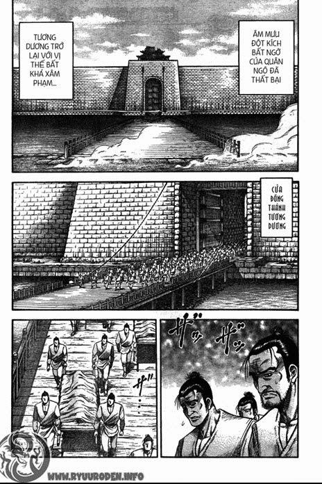 Chú Bé Rồng - Ryuuroden chap 195 - Trang 3