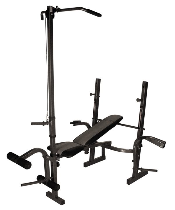 Pure Fitness And Sports Competitor Starter Weight Bench