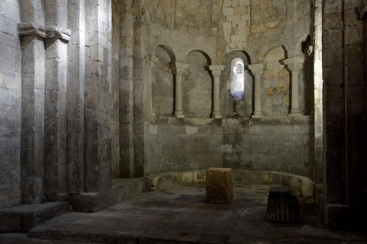 Eglise Saint Jean de Moustier