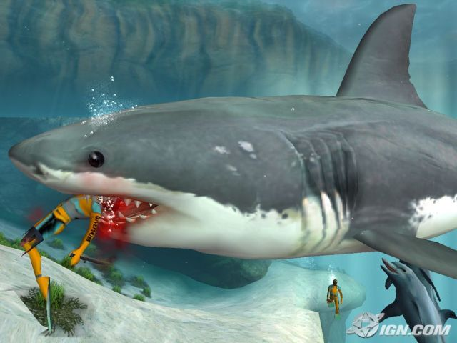 Play Jaws Nintendo NES online   Play retro games online at ...