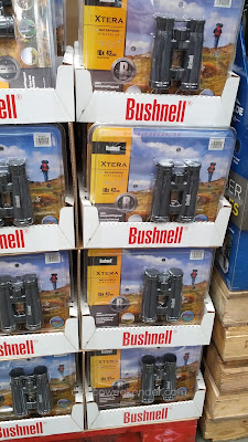 See from far distances with the Bushnell Xtera Binoculars