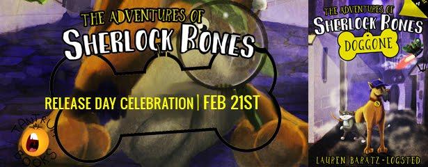 Sherlock Bones Release Day Blitz