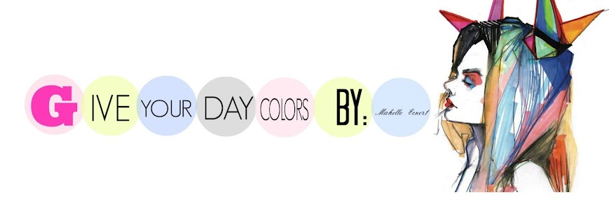 Give your day colors♥
