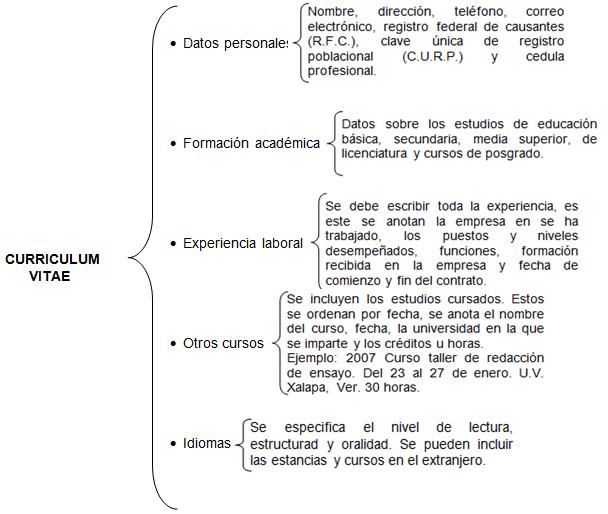 Curriculum vitae texto - 3 formas de crear un currículum vítae en ...