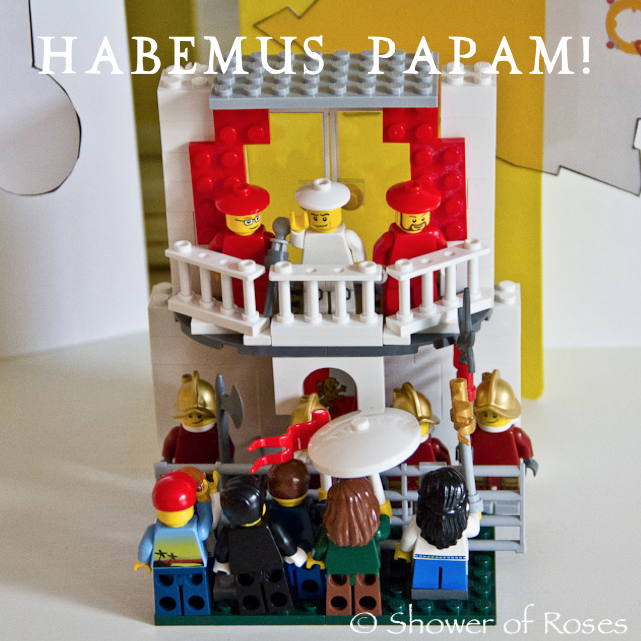 Pope Francis Unofficial Minifigure | MINIFIGS.ME